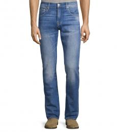 Finally Friday Slim-Fit Faded Jeans