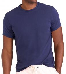 J.Crew Navy Blue Washed Jersey T-Shirt