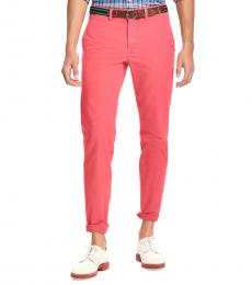 Ralph Lauren Coral Stretch Straight Fit Chino