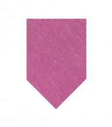 Calvin Klein Purple Pop Solid Tie