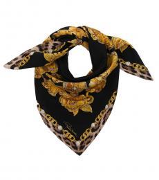 Black Jewel Modish Scarf
