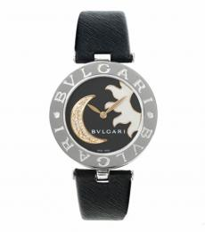 Bulgari Black Sun And Moon Motif I Watch
