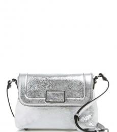 Marc Jacobs Silver Blaze Small Crossbody