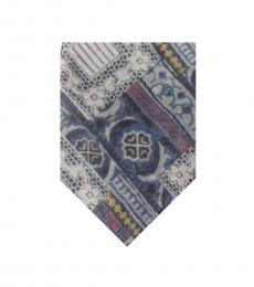 Dolce & Gabbana Blue Dapper Tie