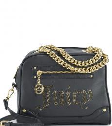 Juicy Couture Black Desert Lights Small Satchel
