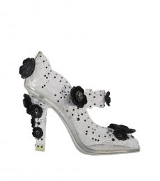 Dolce & Gabbana Transparent Cinderella Heels