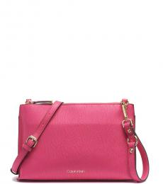 Calvin Klein Punch Sonoma Medium Crossbody