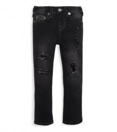 True Religion Little Boys Iron Black Geno SE Jeans