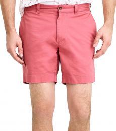 Coral Reade Flex Khaki Shorts