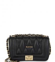 Mario Valentino Black Beatriz D Small Shoulder Bag
