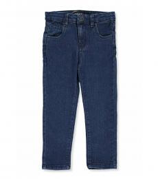 DKNY Little Boys Medium Navy Skinny Jeans