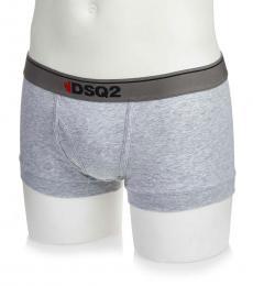 Dsquared2 Grey Logo Brief Underwear