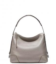 Michael Kors Aluminium Crosby Large Shoulder Bag