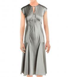 Diane Von Furstenberg Storm A-Line Midi Dress