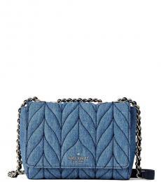 Kate Spade Denim Briar Lane Emelyn Small Shoulder Bag
