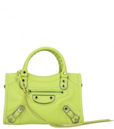 Green City Mini Satchel