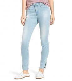 AG Adriano Goldschmied 20 Years High Waist Ankle Skinny Jeans