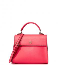Red Ginger Parker Mini Satchel