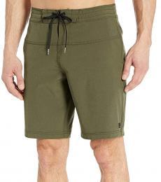 Billabong Olive Adiv Surftrek Shorts
