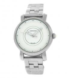 Versace Silver Day Glam Watch