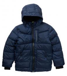 Michael Kors Boys Midnight Puffer Jacket