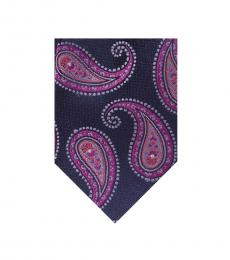 Ted Baker Fuchsia Tonal Pine Stylish Tie