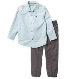 2 Piece Shirt/Pants Set (Little Boys)