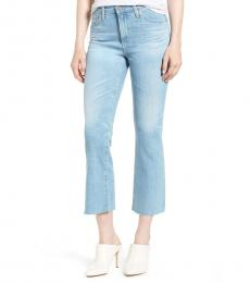 23 Years Jodi Crop Flare Jeans
