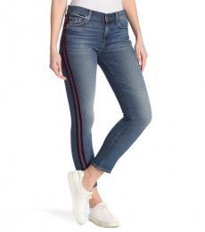 Denim Roxanne Skinny Ankle Jeans