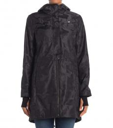 Michael Kors Dark Grey Missy Adirondack Jacket