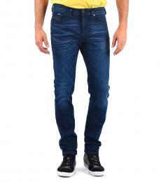Diesel Dark Blue Buster Jeans