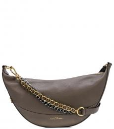 Marc Jacobs Grey Eclipse Large Hobo