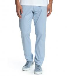 Breeze Blue Grant Classic Fit Pants