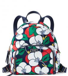 Kate Spade Breezy Floral Dawn Medium Backpack