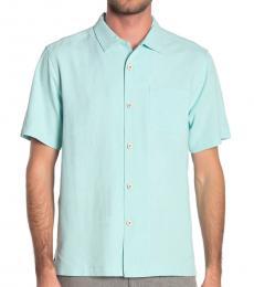 Aqua-Weekend Tropics Short Sleeve Shirt