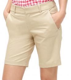 Khaki Bermuda Chino Short