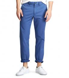 Ralph Lauren Royal Blue Stretch Straight Fit Chino