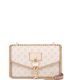 DKNY Hemp/Sand Elissa Small Shoulder Bag