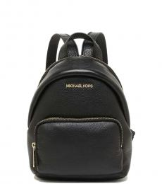 Michael Kors Black Erin Convertible Small Backpack