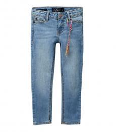 Lucky Brand Little Girls Christie Wash Zoe Stretch Jeans