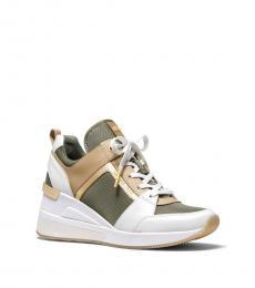 Michael Kors Army Georgie Sneakers