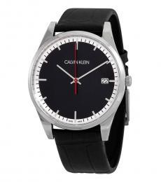 Calvin Klein Black Logo Modish Watch