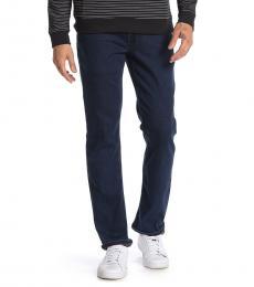 Dark Blue-Boracay Straight Jeans