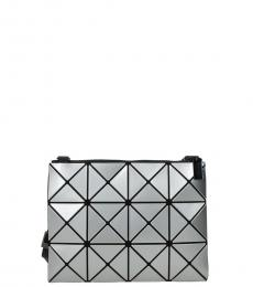 Silver Lucent Small Crossbody