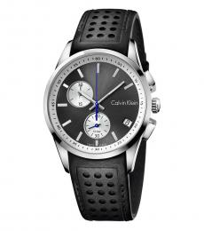 Calvin Klein Black Bold Chronograph Watch