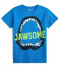 J.Crew Little Boys Jawsome Graphic T-Shirt