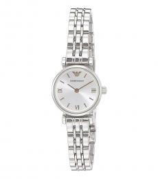 Emporio Armani Silver Bracelet Watch