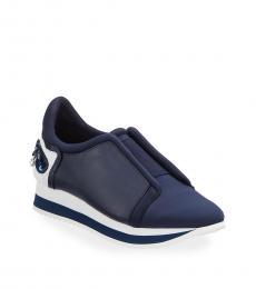 Navy Jeri Sneakers