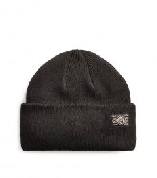 Ralph Lauren Black Everyday Watch Cap