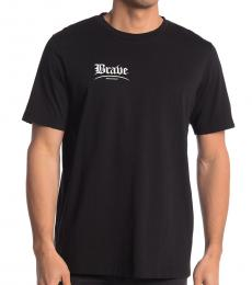 Diesel Black Just Short Sleeve T-Shirt